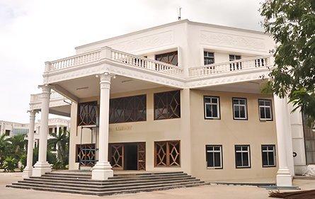 Smart Campus | Meenakshi Medical College Hospital & Research Institute