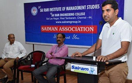 Entrepreneurship | Sri Sairam Engineering College