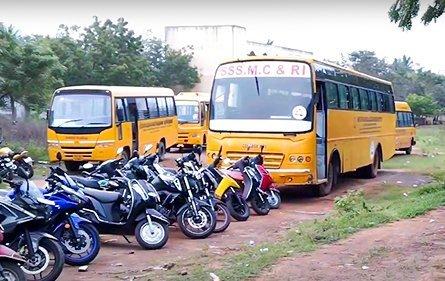 Transportation |Shri Sathya Sai Medical College & Research Institute