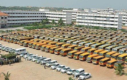 Transport   Vivekanandha Dental College for Women