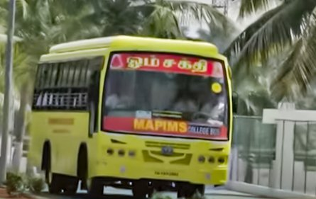 Transportation | Melmaruvathur Adhiparasakthi Institute of Medical Sciences