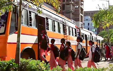 Transportation | Mahatma Gandhi Medical College & Research Institute