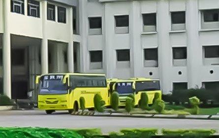 Transportation   S.R.M Medical College Hospital & Research Center