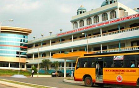 Transport | Vinayaka Mission's Kirupananda Variyar Medical College