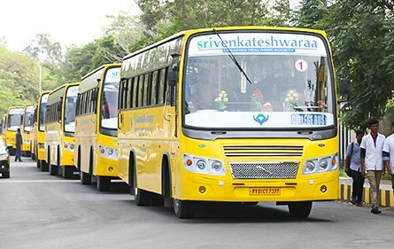 Transport   Sri Venkateshwaraa Medical College Hospital & Research Center