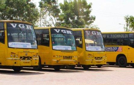 Transport | Priyadarshini Dental College & Hospital