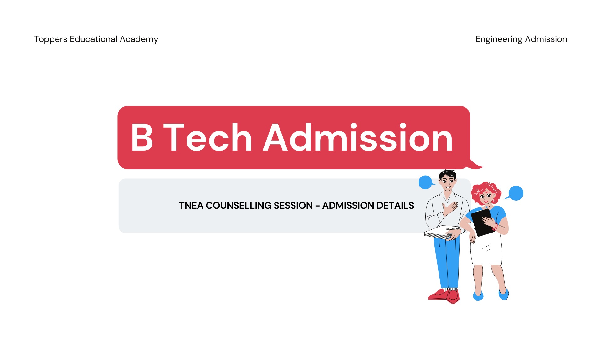B Tech Admission in Top engineering colleges in Tamilnadu